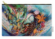 The Flowers And Sea Carry-all Pouch