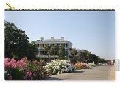 The Flowers At The Battery Charleston Sc Carry-all Pouch