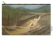 The Fly Fisherman's Net Carry-all Pouch