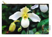 The Flying Orchid Carry-all Pouch