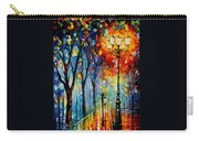 The Fog Of Dreams Carry-all Pouch