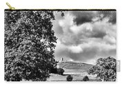 Old John Bradgate Park Carry-all Pouch by John Edwards