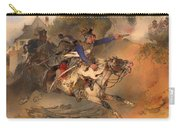 The Foraging Hussar 1840 Carry-all Pouch