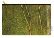 The Forest At Pontaubert, 1881 Carry-all Pouch