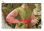 The Fortune Teller Carry-all Pouch by Georges de la Tour