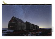The Four Barns Of Drumheller Carry-all Pouch