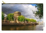 The Four Courts In Reconstruction 2 Carry-all Pouch