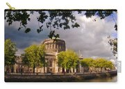 The Four Courts In Reconstruction Carry-all Pouch