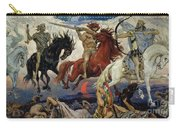 The Four Horsemen Of The Apocalypse Carry-all Pouch