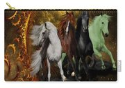 The Four Horses Of The Apocalypse Carry-all Pouch