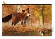 The Fox And The Turtle Carry-all Pouch