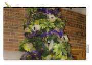 The French Thistle Tree Fashions For Evergreens Hotel Roanoke 2009 Carry-all Pouch