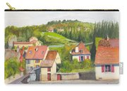 The French Village Of Billy In The Auvergne Carry-all Pouch