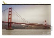 The Frisco Bridge Carry-all Pouch