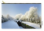 The Frozen Dallow Lane Lock Carry-all Pouch