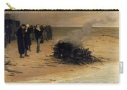 The Funeral Of Shelley Carry-all Pouch