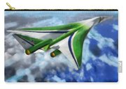 The Future Of Air Transportation Carry-all Pouch