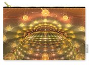 The Galactic Mirror Ball Carry-all Pouch