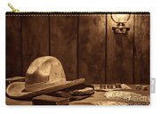 The Gambler Hat Carry-all Pouch