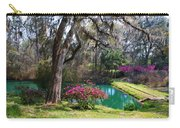 The Garden In The Abbey Carry-all Pouch
