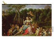 The Garden Of Armida Carry-all Pouch