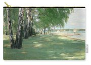 The Garden Of The Artist In Wannsee Carry-all Pouch