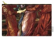 The Garden Of The Heserides 1877 Carry-all Pouch