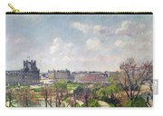 The Garden Of The Tuileries Carry-all Pouch