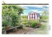 The Garden Shed Carry-all Pouch