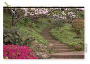 The Garden Steps Carry-all Pouch