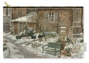 The Garden Under Snow Carry-all Pouch