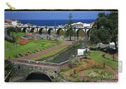 The Gardens Of Ribeira Grande Carry-all Pouch