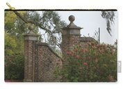 The Gate At Boone Hall Carry-all Pouch