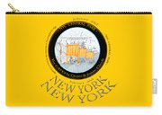 The Gates By Christos In Central Park Carry-all Pouch