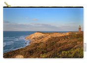 The Gay Head Cliffs In Autumn Carry-all Pouch
