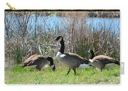 The Geese Are Back Carry-all Pouch