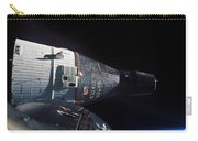 The Gemini 7 Spacecraft In Earth Orbit Carry-all Pouch