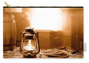 The General Store Backroom - Sepia Carry-all Pouch