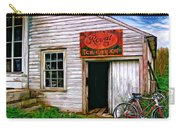 The General Store Painted Carry-all Pouch