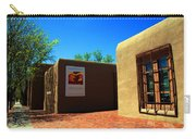 The Georgia O'keeffe Museum In Santa Fe Carry-all Pouch