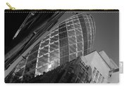 The Gherkin Black And White Carry-all Pouch