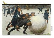 The Giant Snowball Carry-all Pouch