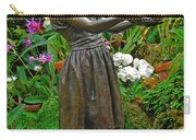 The Girl Among Orchids Carry-all Pouch