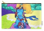 The Girl Series 03 - The Prettiest Girl Carry-all Pouch