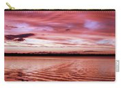 The Gloaming Of Lac Vieux Desert Carry-all Pouch
