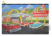 The Golden Age Of The Golden Arches Carry-all Pouch
