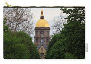 The Golden Dome Carry-all Pouch