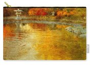 The Golden Dreams Of Autumn Carry-all Pouch