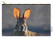 Golden Ears Bunny Carry-all Pouch