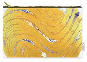 The Golden Flow Of Peace Carry-all Pouch